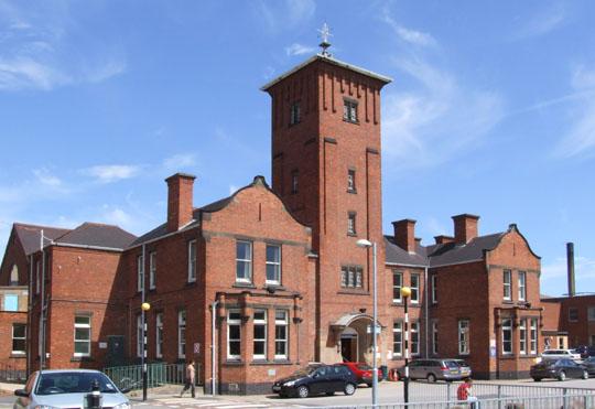Bagthorpe Workhouse Nottingham
